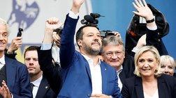 Η ομάδα των ακροδεξιών στο Eυρωκοινοβούλιο αλλάζει όνομα