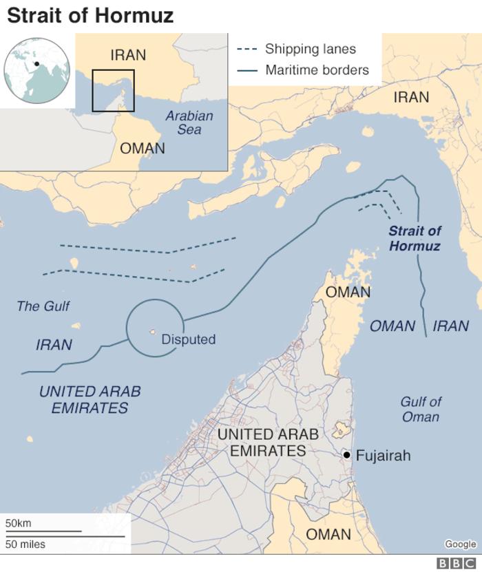 Εκρήξεις σε τάνκερ στον Κόλπο του Ομάν-διεθνής ανησυχία - εικόνα 2