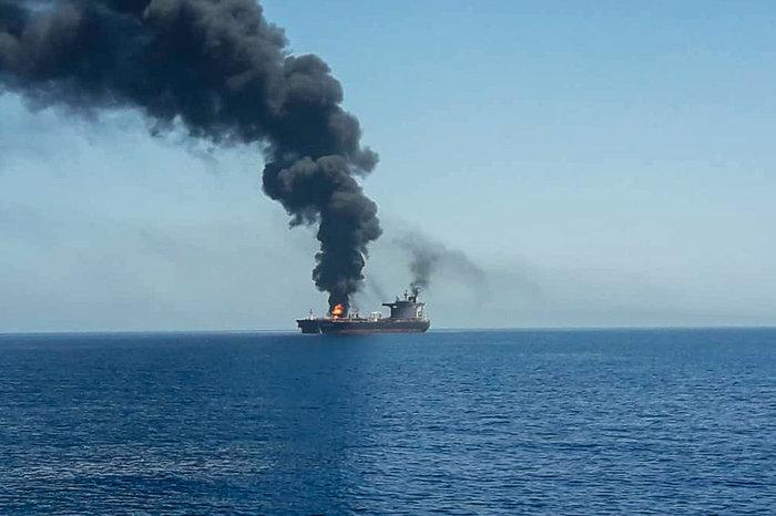 Εκρήξεις σε τάνκερ στον Κόλπο του Ομάν-διεθνής ανησυχία - εικόνα 3