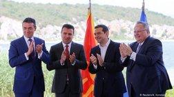 Ζάεφ στη FAZ: Δεν συμφέρει κανέναν να ανοίξουν λυμένα ζητήματα