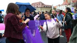 Στους δρόμους οι Ελβετίδες για τη μισθολογική ανισότητα