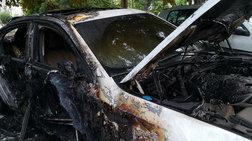 Θεσσαλονίκη: Ανάληψη ευθύνης για τους εμπρησμούς διπλωματικών οχημάτων