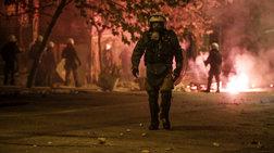 Επεισόδια με μολότοφ στην Πατησίων - Δύο συλλήψεις