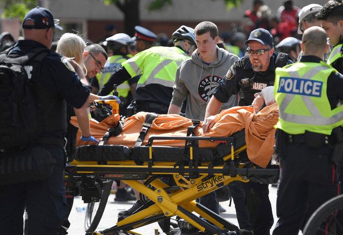 Τορόντο: Δύο τραυματίες από πυρά στους πανηγυρισμούς των Ράπτορς