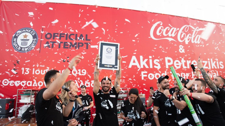 coca-cola--akis-food-tour-festival