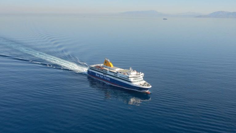 Με την Blue Star Ferries οι διακοπές σας ξεκινούν από το πλοίο
