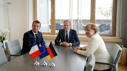 Le Monde: Σφαγή στη Σύνοδο Κορυφής  για τις θεσεις κλειδιά σε Ε.Ε.