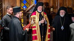 Μήνυμα νέου Αρχιεπισκόπου Αμερικής για ελληνική γλώσσα, Χάλκη και εθνικά