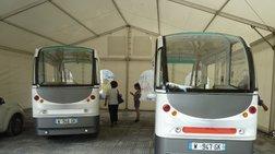 Αυτόματα λεωφορεία στην πόλη των Τρικάλων
