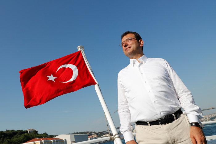 Γιατί ο Ιμάμογλου μπορεί να καθορίσει το μέλλον του Ερντογάν