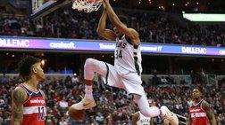 To σπάνιο μεγαλείο του Γ. Αντετοκούνμπο: Από τα Σεπόλια στην κορυφή του NBA