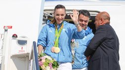 Χρυσό μετάλλιο η Άννα Κορακάκη στο ευρωπαϊκό πρωτάθλημα