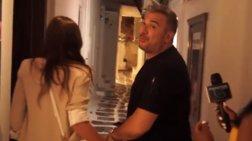 """""""Κυνηγώντας"""" τον Ρέμο στη Μύκονο για μία δήλωση! (βίντεο)"""