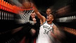 To σπάνιο μεγαλείο του Αντετοκούνμπο: Από τα Σεπόλια στην κορυφή του NBA