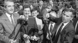 «Σιδηρούν Παραπέτασμα»: Τριάντα χρόνια από το τέλος του