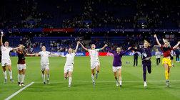"""""""Καθάρισε"""" τη Νορβηγία η Αγγλία στο Μουντιάλ Γυναικών"""