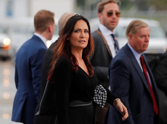Στέφανι Γκρίσαμ: Η νέα εκπρόσωπος Τύπου του Λευκού Οίκου