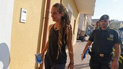 Καρόλα Ρακέτε: Η πλοίαρχος σύμβολο κατά της αντιμεταναστευτικής ακροδεξιάς