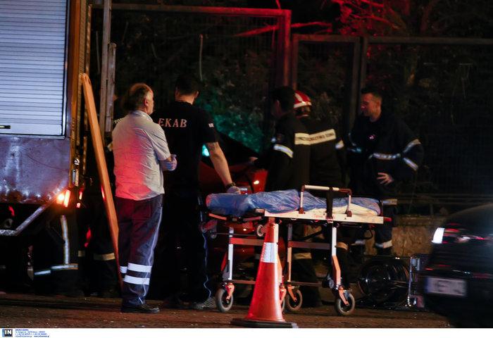 Τρεις τραυματίες σε τροχαίο στο Μαρούσι - εικόνα 4