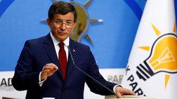 Καρφιά Νταβούτογλου κατά Ερντογάν για «σοβαρά ολισθηματα»