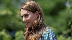 H Κέιτ Μίντλετον σχεδιάζει κήπους για παιδιά