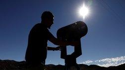 Προνομιακός μάρτυρας μιας ολικής έκλειψης ηλίου η Χιλή