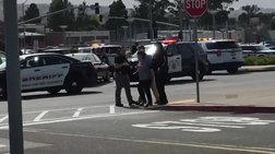 Ενοπλος άνοιξε πυρ σε εμπορικό κέντρο του Σαν Φρανσίσκο