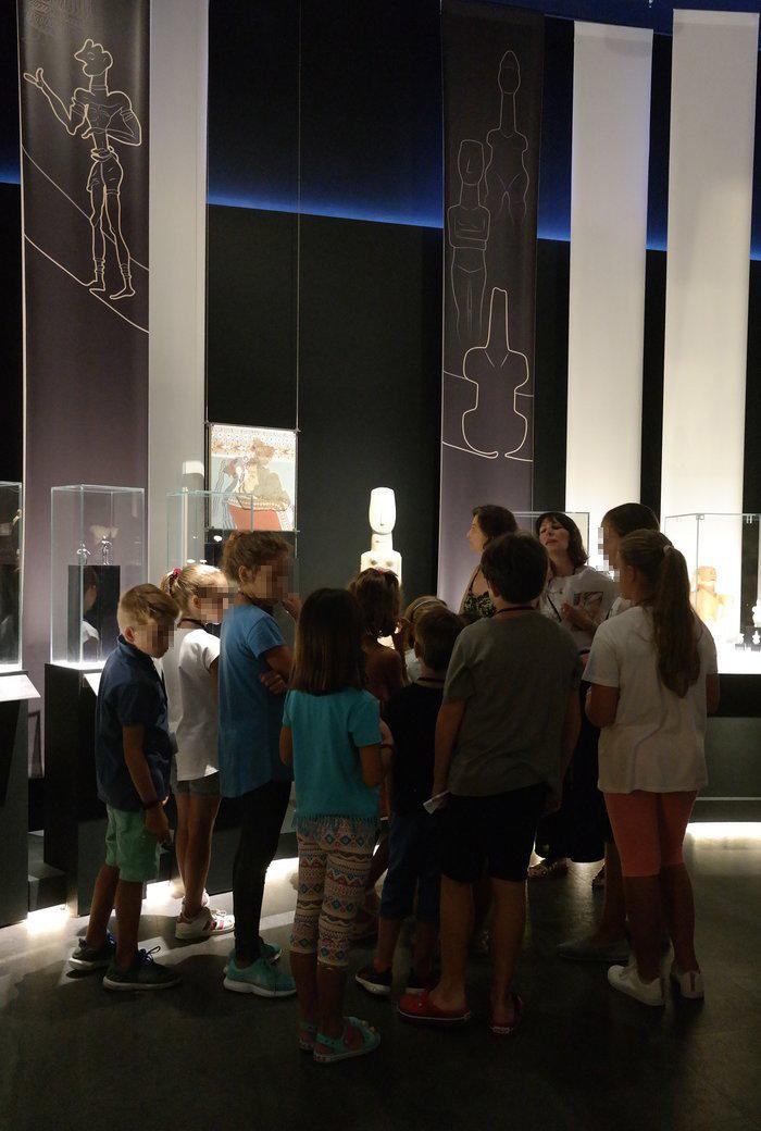 Καλοκαίρι και παιχνίδι στο Εθνικό Αρχαιολογικό Μουσείο