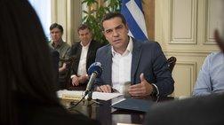 Τσίπρας στη LIFO: Εξαίρεση της ακροδεξιάς στροφής της ΝΔ ο Κυμπουρόπουλος