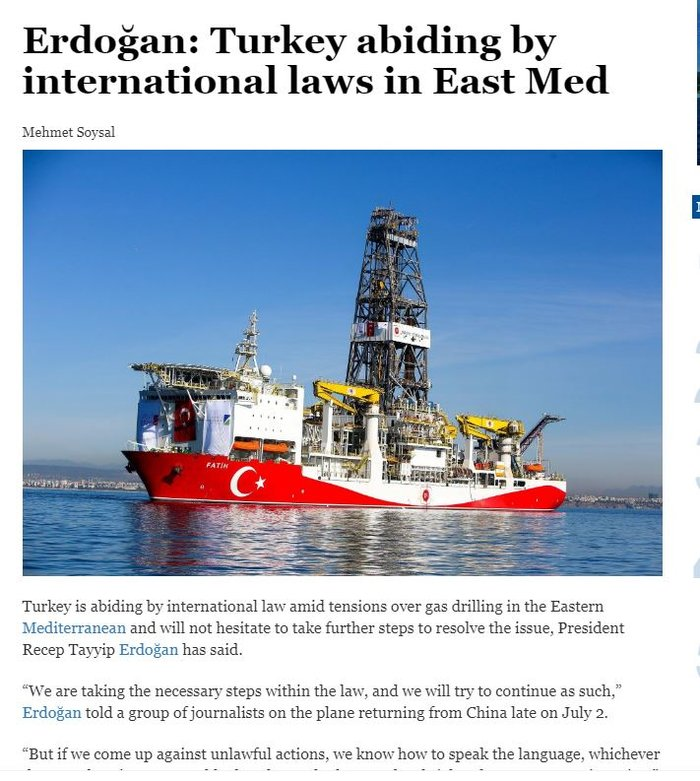 Σε γραμμή Ερντογάν ο Τσαβούσογλου με νέες απειλές