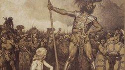Η καταγωγή του Γολιάθ ήταν ελληνική;