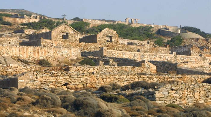 Η Μακρόνησος κηρύχθηκε αρχαιολογικός χώρος