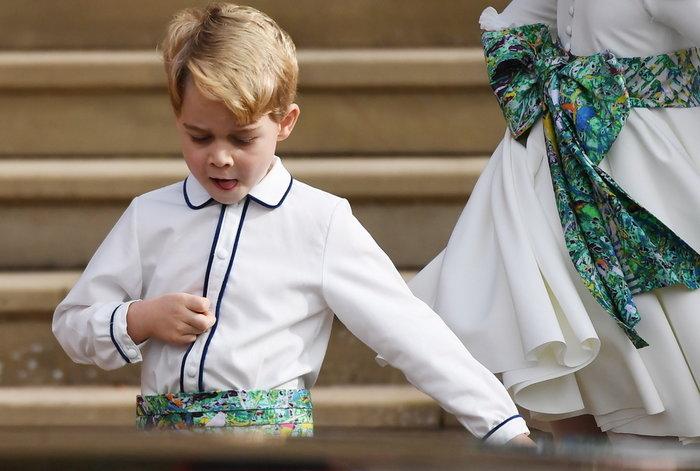 Δεν θα πιστέψετε ποιος... προπονεί τον πρίγκιπα Τζορτζ στο τένις