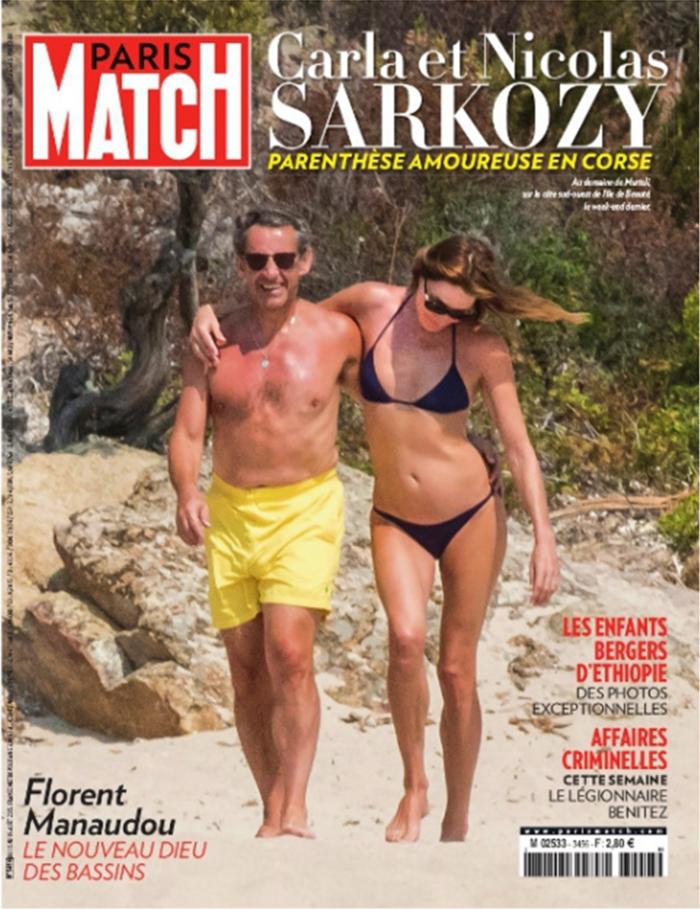 Το Paris Match «ψήλωσε» τον Σαρκοζί - εικόνα 2