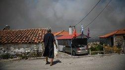 Φωτιές για 2η ημέρα στην Εύβοια - Νέα πυρκαγιά στον Ασπρόπυργο