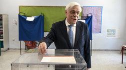 Παυλόπουλος: Οι δηλώσεις περιττεύουν, είναι η ημέρα του πολίτη