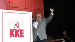 KKE: Ανοδος σε ποσοστό και σε έδρες