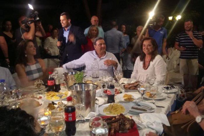 Μπακογιάννη: Πανηγυρίζουμε διπλά, η Κρήτη έχει τον 4ο πρωθυπουργό της-ΦΩΤΟ