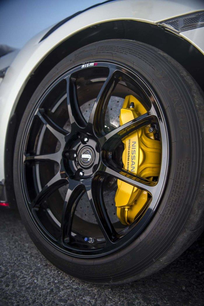 Το Nissan GT-R NISMO 2020 ανεβάζει τη θερμοκρασία λίγο ακόμα - εικόνα 3
