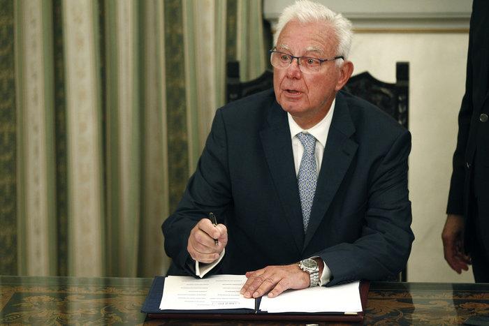 Ορκίστηκε η νέα κυβέρνηση του Κυριάκου Μητσοτάκη [φωτογραφίες] - εικόνα 16