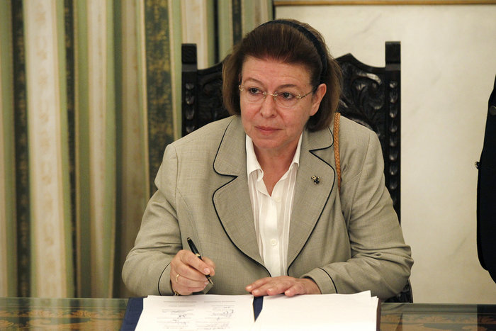 Ορκίστηκε η νέα κυβέρνηση του Κυριάκου Μητσοτάκη [φωτογραφίες] - εικόνα 20