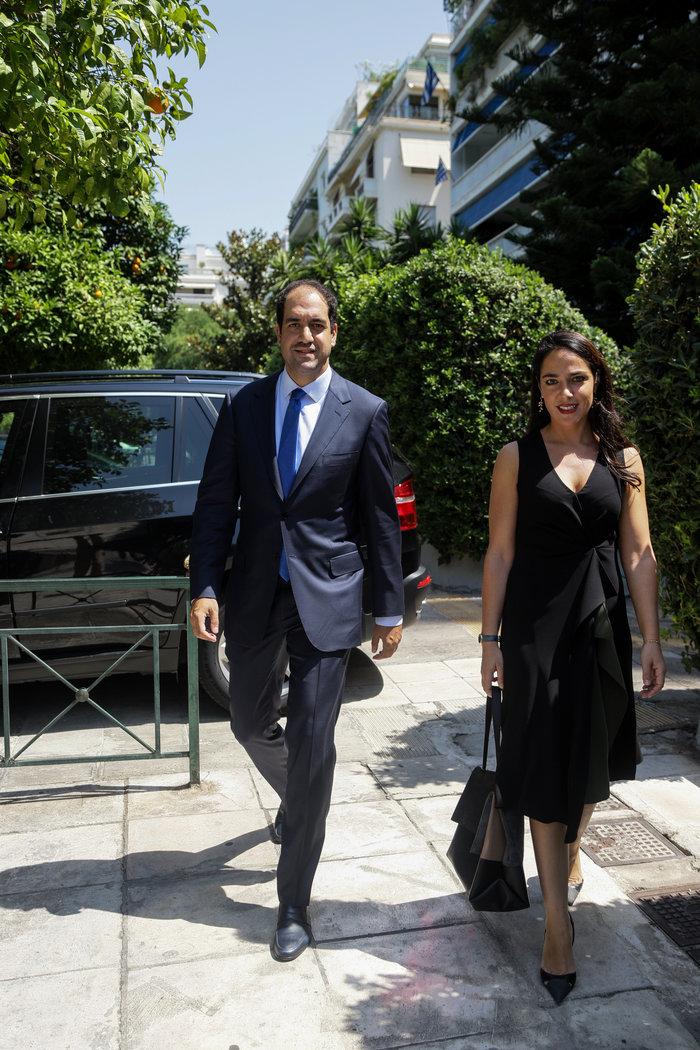 Δόμνα Μιχαηλίδου: Η εντυπωσιακή οικονομολόγος ορκίστηκε υφυπουργός Εργασίας - εικόνα 3