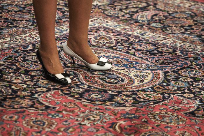 Ραντεβού με τα παπούτσια της εκκλησίας