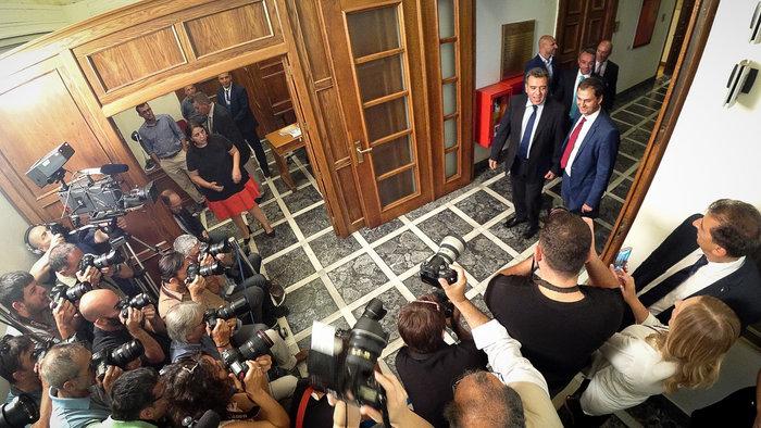 Μητσοτάκης προς υπουργούς: Ο στόχος ψηλά, το βλέμμα χαμηλά - εικόνα 2