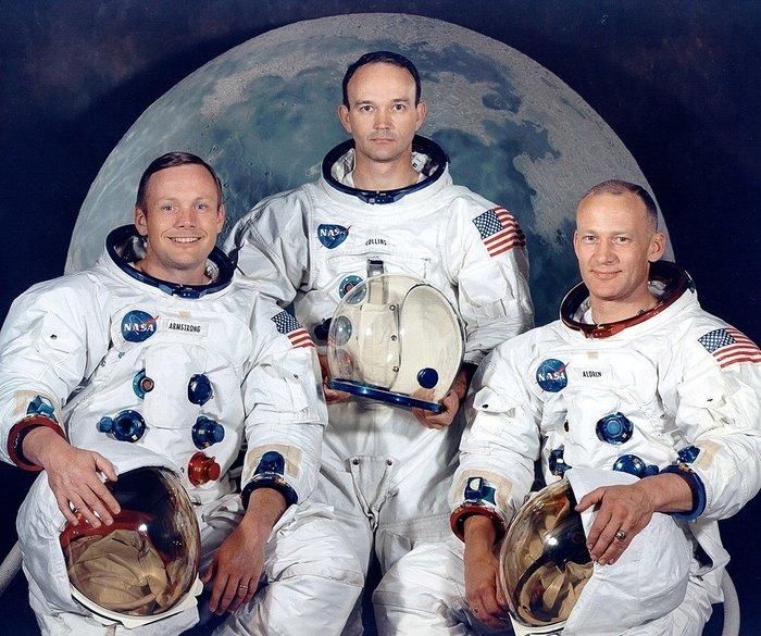 Το πλήρωμα του Apollo II