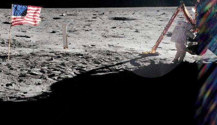 Αναχώρηση από τη Σελήνη