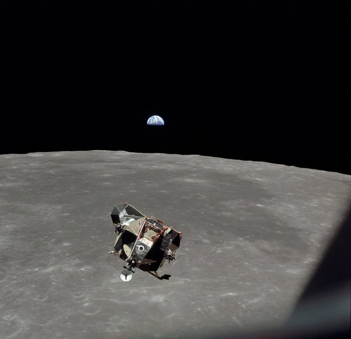 50 χρόνια από το πρώτο βήμα του ανθρώπου στη Σελήνη
