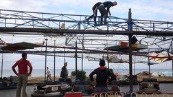 Σταδιακά η αποκατάσταση της ηλεκτροδότησης στη Χαλκιδική