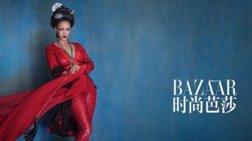 Η κινέζικη εκδοχή της Ριάνα άναψε φωτιές- γιατί την κατηγορούν