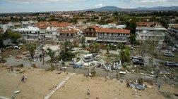 Καταστροφές και νεκροί στη Χαλκιδική - Ο πρώτος απολογισμός